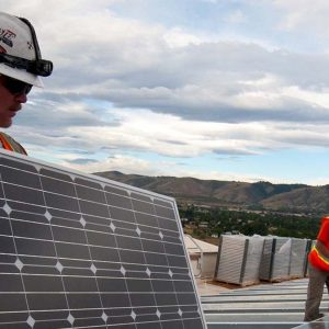 Professional PV installers