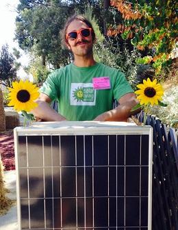 SLI Farm & Garden Manager Caleb Gordon