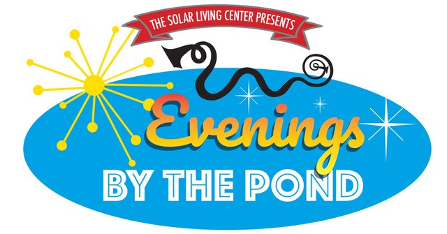 Evenings by the pond logo
