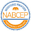 NABCEP PV Associate Accredited Provider logo
