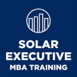 solar executive MBA training online course logo
